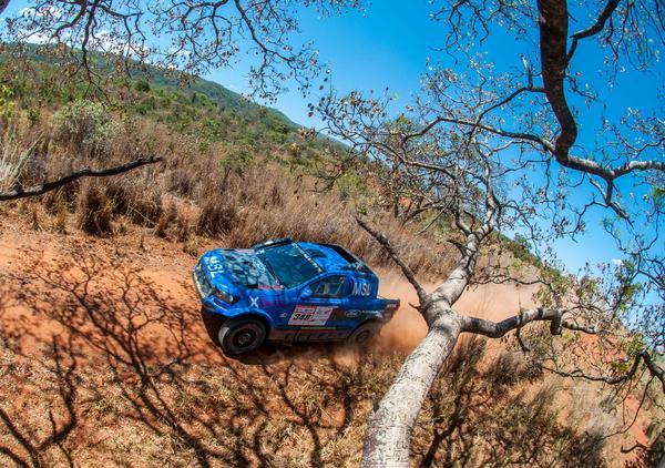 #348 - Gunter Hinkelmann/Fábio Pedroso - Ford Ranger V8 4x4 T1 Brasil (Doni Castilho/FOTOP)