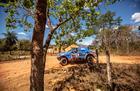 #348 - Gunter Hinkelmann/Fábio Pedroso (Ford Ranger V8 4x4 T1 Brasil) (Ricardo Leizer/FOTOP)