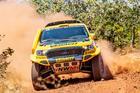 #303 - Marcos Baumgart/Kleber Cincea (Ford Ranger V8 4x4 T1 FIA) (Ricardo Leizer/FOTOP)