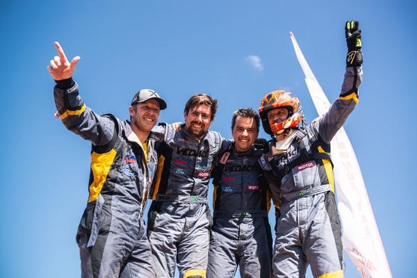 #301 - Cristian Baumgart/Beco Andreotti (Ford Ranger V8 4x4 T1 FIA)