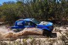 #348 - Gunter Hinkelmann/Fábio Pedroso (Ford Ranger V8 4x4 T1 Brasil) (Doni Castilho/FOTOP)