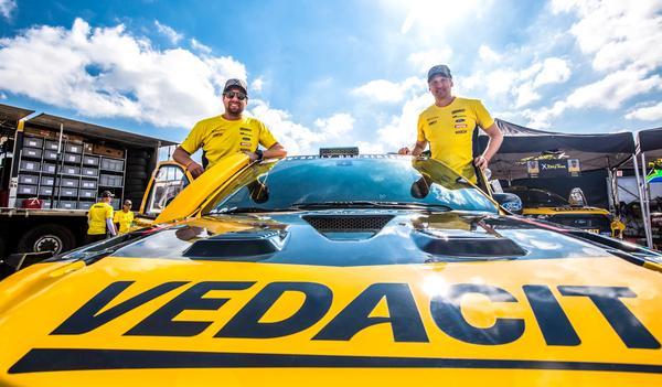 Cristian Baumgart e Beco Andreotti (Ricardo Leizer/FOTOP)