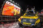 Marcos Baumgart e Kleber Cincea: bicampeões brasileiros de Rally Cross Country (Vinicius Branca/FOTOP)