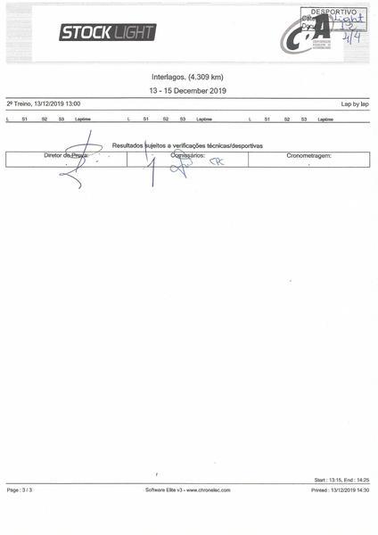 Resultado Oficial com v v - 2º treino - Light - 8 etapa - Inter0004