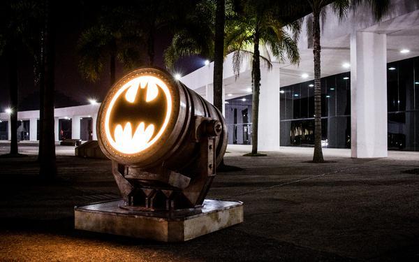 Batsinal - Batman 80 - A Exposição