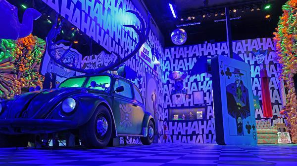 Promoção Batman 80 - A Exposição