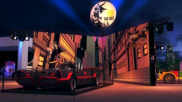 Batman 80 - A Exposição - Expo Carros