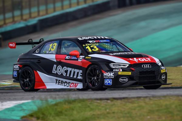Digo Baptista dividirá seu Audi com Tom Coronel em Curitiba (William Inácio)