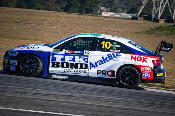 Audi RS3 LM TCR de Adalberto Baptista e Alan Hellmeister (Rafa Catelan)