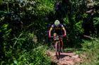 Ítalo Noesse, vencedor nas duplas open (Ney Evangelista / Brasil Ride)