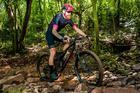 Juliano Gehrke, campeão solo máster (Ney Evangelista / Brasil Ride)