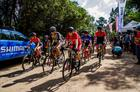 Atletas iniciam prova (Ney Evangelista / Brasil Ride)