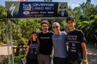 Luisa Silveira, Eduardo Gasperini, Mario Roma e Sanderson Celso (Ney Evangelista / Brasil Ride)