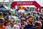 Participantes de seis países competem na prova (Fabio Piva / Brasil Ride)