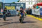 Chegada da Kids (Ney Evangelista / Brasil Ride)