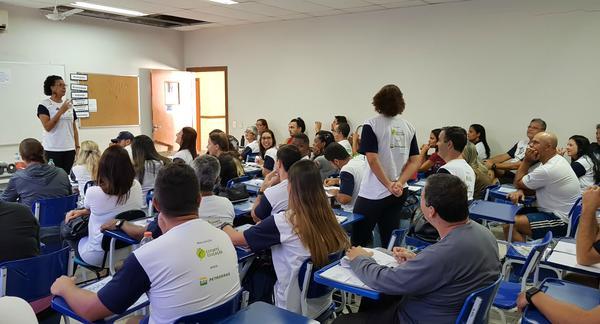 Projeto do IEE e Petrobras capacitará, nesta semana, professores de 6 municípios