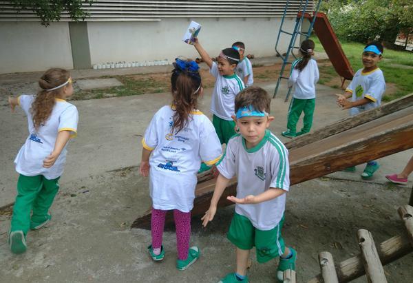 Folclore é o tema de evento de dois dias para alunos do Núcleo Osasco