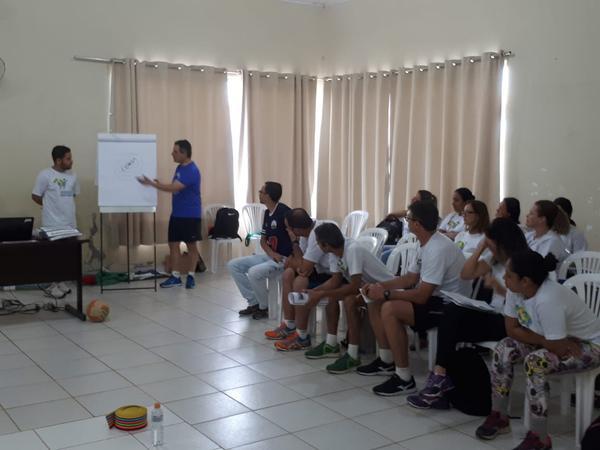 Na próxima semana, mais professores baianos serão capacitados pelo IEE