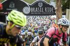 Largada da Brasil Ride em Arraial d'Ajuda (Fabio Piva / Brasil Ride)