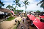 Estrutura em Arraial d'Ajuda (Wladimir Togumi / Brasil Ride)