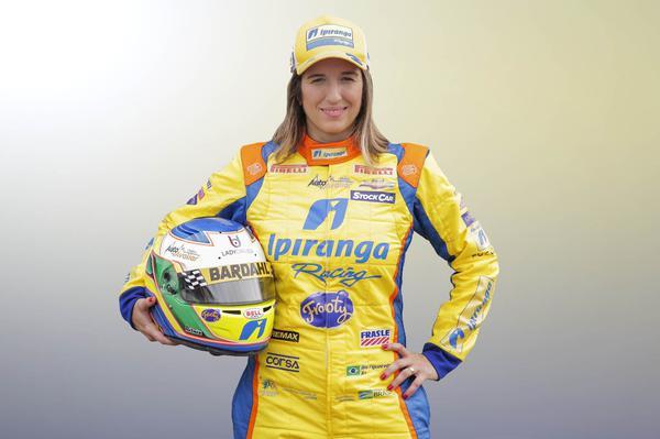 Bia Figueiredo é a embaixadora da competição