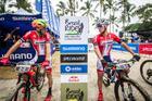 Franceso Failli e Alexey Medvedev (Fabio Piva / Brasil Ride)