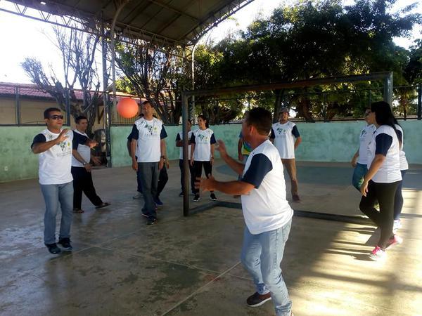 Professores de Aracaju e Canoas serão capacitados em esporte educacional