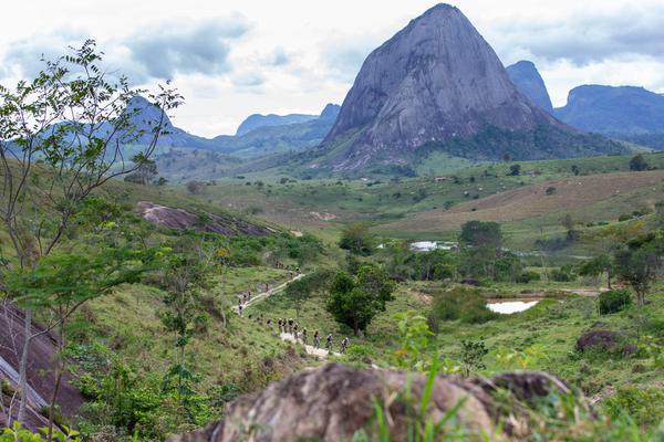Belo visual da região Guaratinga