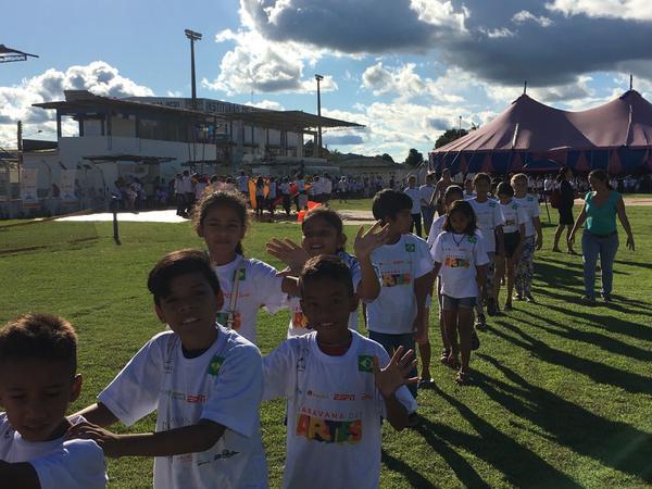 O IEE já atendeu a mais de 3 milhões de crianças e jovens pelo Paìs