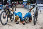 Campeões da máster comemoram (Wladimir Togumi / Brasil Ride)