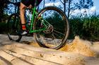 Prova exige técnica dos participantes (Ney Evangelista / Brasil Ride)