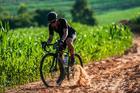 Terreno arenoso no percurso (Ney Evangelista / Brasil Ride)