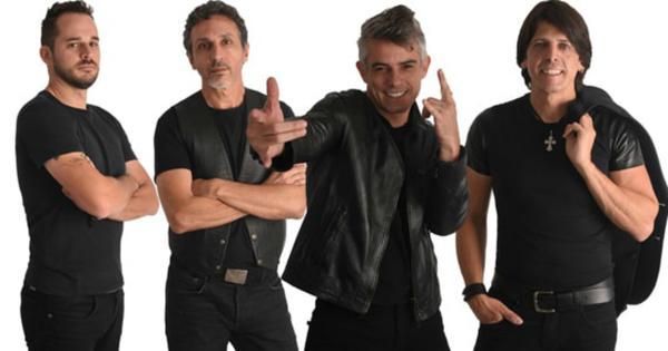 Band Rock Boxx, um dos destaques do show na Nova 4E