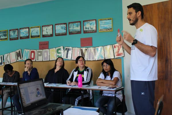O projeto do IEE volta a Araçatuba nesta semana