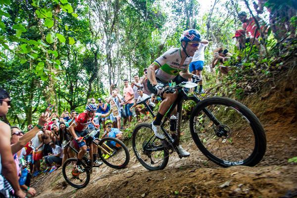 Etapa do XCO na ultramaratona Brasil Ride