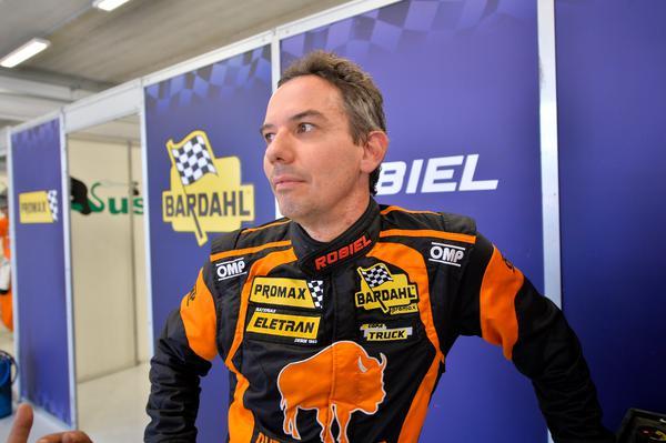 Giuliano Losacco na decisão da Copa Truck 2019