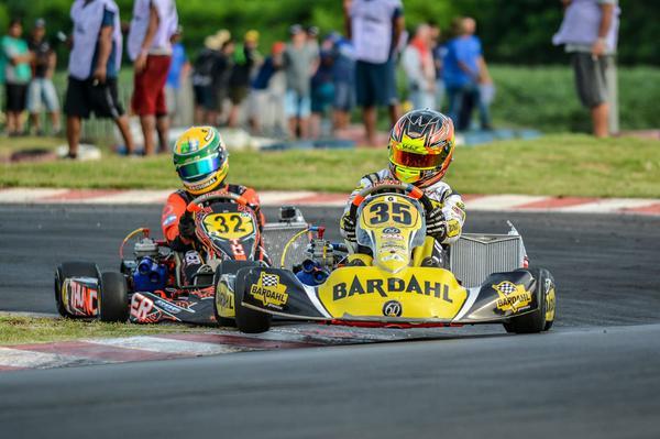 Pedro Aizza no Troféu Ayrton Senna