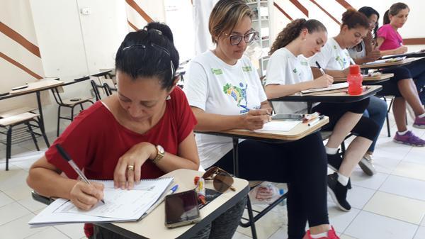 Projeto do IEE volta a Aracati para mais uma formação de professores