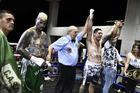 Emoção de Fernando Almeida ao ser campeão contra