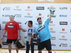 Comemoração do campeão (Rodrigo Dod / Savaget)