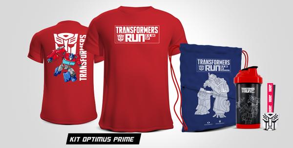 Kit premium Optimus Prime