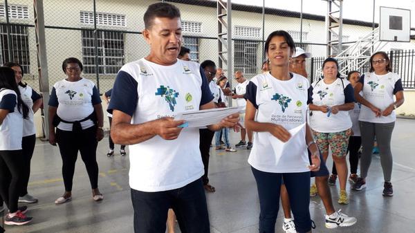 As formações em Santos e Paracuru serão na próxima semana