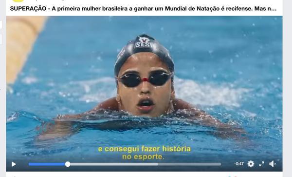 No vídeo, Etiene pede para respeitarem a quarentena