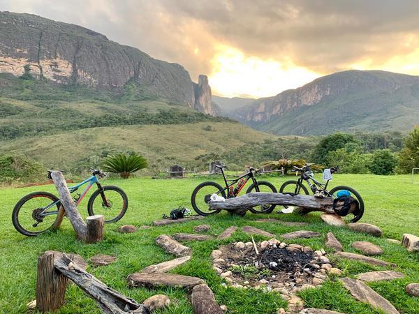 Visual da Serra do Cipó (Divulgação / Brasil Ride)