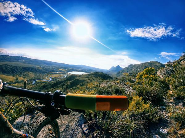 Local é perfeito para a prática do MTB (Divulgação / Brasil Ride)