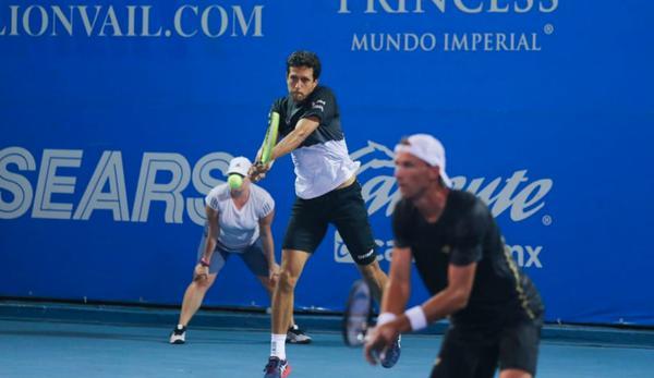 Antes da paralisação, dupla conquistou título em Acapulco