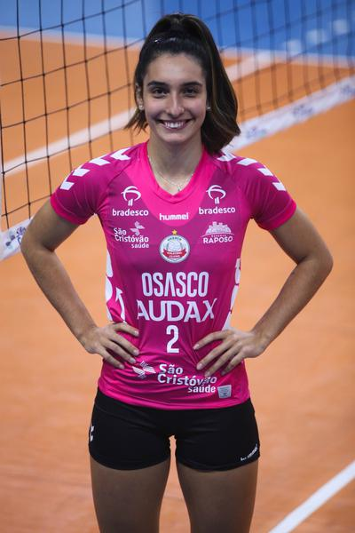 A ponteira Ana Medina