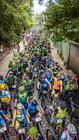E também ciclistas amadores de todo o País (Fabio Piva / Brasil Ride)