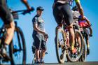 Mario Roma apoia atletas durante prova em Botucatu (Fabio Piva / Brasil Ride)