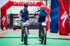 Chegada da primeira etapa (Fabio Piva / Brasil Ride)